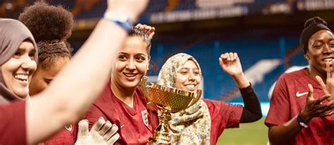 Engaging Muslim Women in Sport
